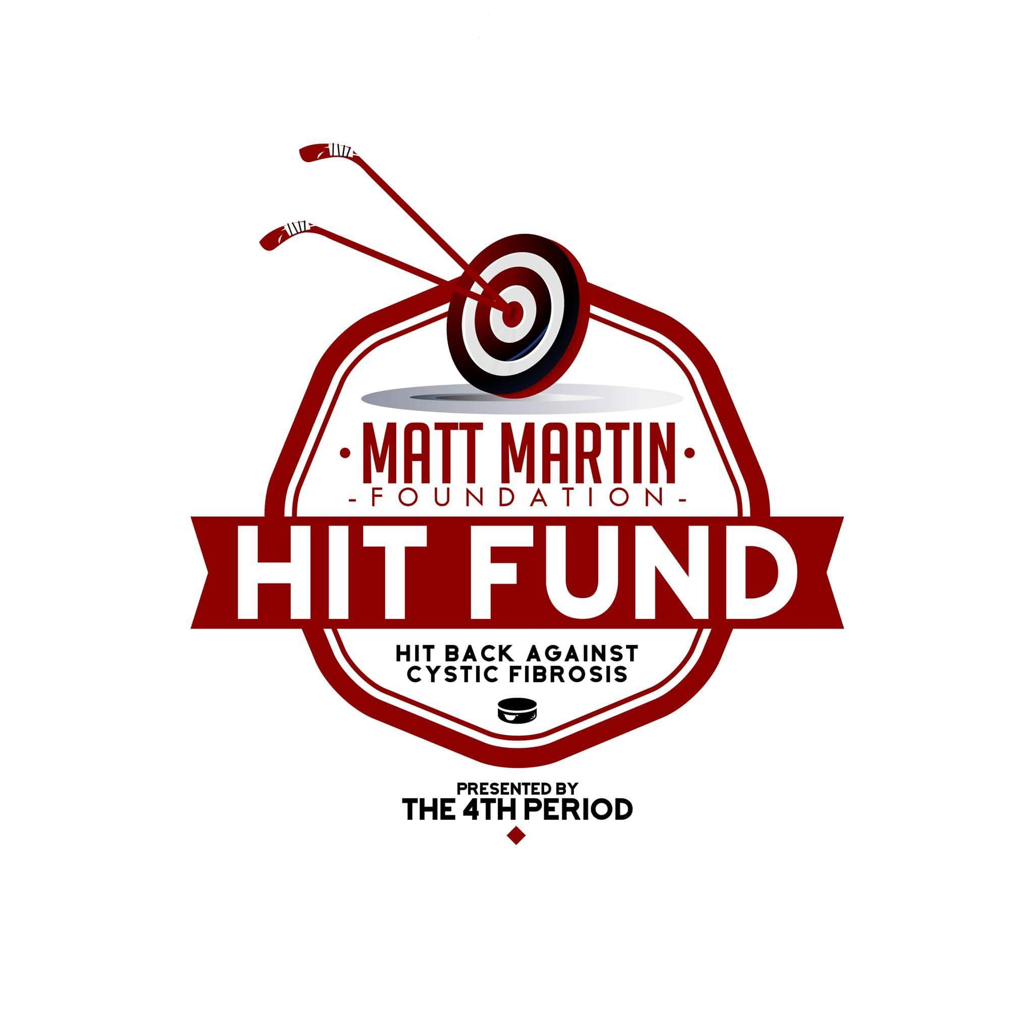 Matt Martin Foundation Hit Fund Logo